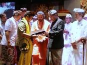Wakil Gubernur Bali Tjokorda Oka Artha Ardhana Sukawati mengatakan hal itu saat menghadiri HUT ke-20 Meditasi Angka Yayasan Dharma Sthapanam, di Gedung Ksirarnawa, Taman Budaya Art Center, Sabtu (22/2/2020) - foto: Istimewa