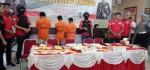 Polisi Amankan 3 Penumpang KM Unsini di Tanjung Priok, Bawa 2 Kg Sabu