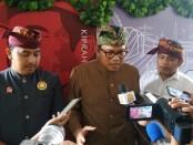 Ketua Pejuang Bravo 5 Bali I Putu Putra Jaya Wardana - foto: Istimewa