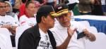 Kapolda Metro Jaya dan Menpora Sosialisasikan PON 2020 dan Anti Narkoba