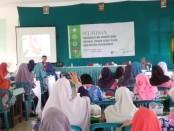 Puluhan guru TK/PAUD dari berbagai wilayah se Kabupaten Purworejo, saat mengikuti Pelatihan Peningkatan Kompetensi Musikal Dasar, Sabtu (14/3/2020) - foto: Sujono/Koranjuri.com