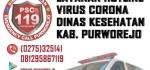 Redam Disinformasi Corona, Layanan Hotline Satu Pintu via Diskes Purworejo