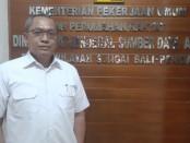 Kepala BWSBP Airlangga Mardjono - foto: Istimewa