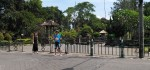 Obyek Wisata Pura Taman Ayun Mulai Hari ini Ditutup