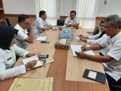 Rapat koordinasi antisipasi Corona, di ruang Sekda Kabupaten Purworejo, Rabu (04/03) - foto: Sujono/Koranjuri.com