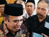 Ketua Umum Pejuang Bravo Lima Fachrul Razi yang juga Menteri Agama RI - foto: Istimewa