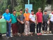 Coorporate Sosial Responsibility (CSR), CCAI mengadakan gerakan menanam pohon di Desa Werdi Buwana, Kecamatan Mengwi, Badung, Jumat, 13 Maret 2020 - foto: Istimewa