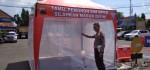 Pemohon SIM dan BPKB di Purworejo Wajib Menjalani Sterilisasi