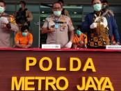 Komplotan Geng Teras tak berkutik usai digulung tim gabungan dari Polres Metro Depok, Polsek Cimanggis dan Subdit Jatanras Polda Metro Jaya. Aksi mereka terlalu sadis - foto: Bob/Koranjuri.com