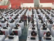 Sebanyak 6.225 peserta telah mengikuti SKD (Seleksi Kompetensi Dasar) dalam seleksi penerimaan CPNS tahun 2019 di Kabupaten Purworejo - foto: Sujono/Koranjuri.com