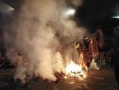Ilustrasi pertunjukan tari di Ubud Bali - foto:Koranjuri.com