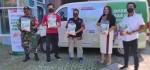 Klinik Kecantikan MS Glow Bantu 11 Ton Beras untuk Pekerja Terkena PHK di Bali