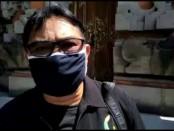 Ketua MKKS SMK Kabupaten Gianyar, I Dewa Putu Alit - foto: Catur/Koranjuri.com