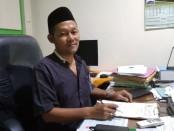 H. Sahlan, SAg, MSi, Kepala MA An Nawawi, Berjan Purworejo - foto: Sujono/Koranjuri.com