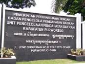 Kantor Samsat Purworejo - foto: Sujono/Koranjuri.com
