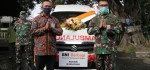 Kanwil BNI Bali Nusra Serahkan 1 Unit Ambulans ke Kodam IX/Udayana
