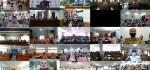 Kali Pertama, ASN Pemprov Bali Gelar Apel Virtual Sambut Tatanan Bali Era Baru