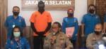 Polres Metro Jakarta Selatan Ringkus Pengguna Ganja di Pondok Labu