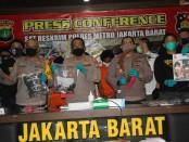 Kabid Humas Polda Metro Jaya Kombes Pol Yusri Yunus saat ekspose kasus Curat secara live streaming - foto: Istimewa