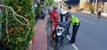 Sosialisasi Tertib Lalin, Sehari Polres Gianyar Keluarkan 72 Surat Teguran