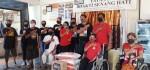 KPU Gianyar Gelontorkan Bantuan Sembako untuk Lansia dan Disabilitas