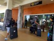 334 pekerja migran Indonesia kembali tiba di tanah air. PMI asal Bali itu tiba di kampung halamannya melalui 3 pintu masuk Bali yakni, Bandara Ngurah Rai, Pelabuhan Benoa dan Pelabuhan Gilimanuk - foto: Istimewa