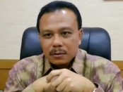 Ketua Harian Gugus Tugas Percepatan Penanganan COVID-19 Bali Dewa Made Indra yang juga Sekda Provinsi Bali - foto: Istimewa