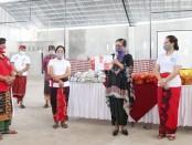 Kali ini event Penggak PKK diadakan di Desa Pohbergong, Kecamatan Buleleng, Kabupaten Buleleng, Rabu (17/6/2020) - foto: Istimewa