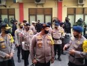 Kapolda Metro Jaya Irjen Pol Nana Sudjana melakukan kunjungan kerja dan apel kesiapsiagaan ke Markas Komando Satuan Brimob Polda Metro Jaya di Kwitang Jakarta Pusat, Kamis 18 Juni 2020 - foto: Istimewa