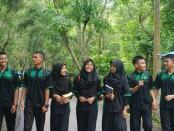 Siswa SMK Muhammadiyah Purworejo - foto: Sujono/Koranjuri.com