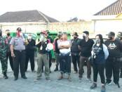 Tim Gabungan Gugus Tugas Percepatan Penanggulangan (GTPP) Covid-19 Provinsi Bali terus bergerak menyasar pasar-pasar tradisional - foto: Istimewa