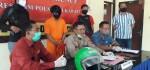 Oknum Residivis Driver Ojol Kembali Berulah, Bobol Rumah Warga
