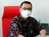 Juru Bicara Protokol Covid-19 Kabupaten Purworejo dr Tolkha Amaruddin, Sp,THT KL - foto: Sujono/Koranjuri.com