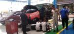 Gandeng Nasmoco, Bengkel SMKN 6 Purworejo Layani Servis Toyota Alphard