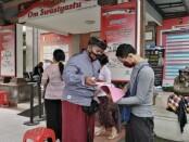 Layanan di Kantor Samsat Denpasar - foto: Koranjuri.com