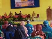 Sosialisasi Pembelajaran Masa Covid-19 di SMP N 33 Purworejo, Senin (13/07/2020) - foto: Sujono/Koranjuri.com