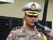 Kasat Lantas Polres Depok Kompol Erwin Aras Genda - foto: Istimewa