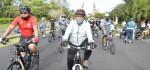 Gowes Bareng, Wagub Ajak Tingkatkan Imunitas Tubuh dengan Olahraga