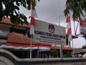 Kantor KPU Kabupaten Purworejo - foto: Sujono/Koranjuri.com
