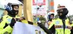 Satlantas Polres Depok Sosialisasikan Sistem Tilang Elektronik