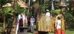 Komunitas Pariwisata Gianyar Kibarkan Merah Putih di Perkebunan Ekowisata