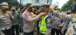 Pastikan Protokol Covid-19, Kapolda Metro Jaya Sidak Anggota