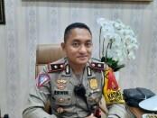 Kasat Lantas Depok, Kompol Erwin Aras Genda - foto: Bob/Koranjuri.com