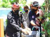 Wagub Bali Tjokorda Oka Artha Ardhana Sukawati saat mengelar Rapat Pimpinan Daerah (Rapimda) di Warung Kang Zanger, Jalan Waribang Denpasar, Kamis (27/8/2020) - foto: Istimewa
