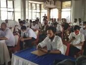 Kegiatan Orientasi Anggota dan Karya Latihan Wartawan (KLW) yang diadakan oleh PWI Provinsi Bali, Jumat, 28 Agustus 2020 - foto: Istimewa