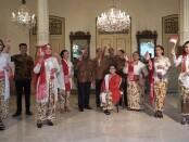 Para pekerja seni dalam Solo Bangkit Untuk Indonesia - foto: Istimewa