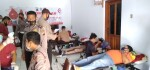 Lomba Ujian SIM dan Donor Darah, Meriahkan Hari Lalu Lintas ke 65 di Satlantas Polres Purworejo