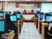 Pelaksanaan tes SKB (Seleksi Kompetensi Bidang) CPNS Kabupaten Purworejo tahun 2019, di Kantor Regional I BKN Yogyakarta, dari Kamis (17/09/2020) hingga Sabtu (19/09/2020) - foto: Sujono/Koranjuri.com