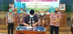Bupati Purworejo Tandatangani Surat Keputusan Bersama dengan BPN