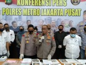 Polisi menetapkan ML perempuan berkewarganegaraan Maroco, sebagai tersangka atas kematian anak balitanya di apartemen di kawasan Tanah Abang, Jakarta Pusat - foto: Bob/Koranjuri.com